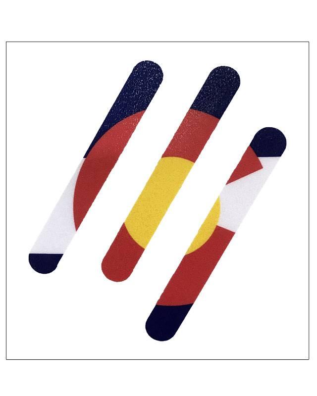 CMS CMS Slash Sticker: Colorado Flag