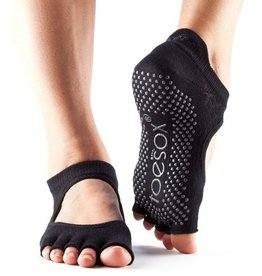 ToeSox Toe Sox Bellarina Half Toe Grip Socks