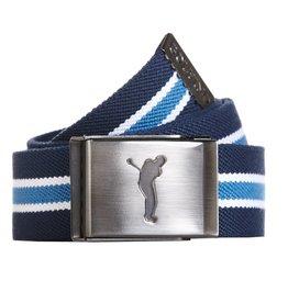 Golfino Golfino Striped Stretch Belt