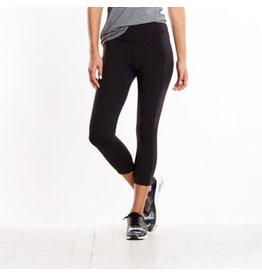 Lucy Pocket Capri Legging