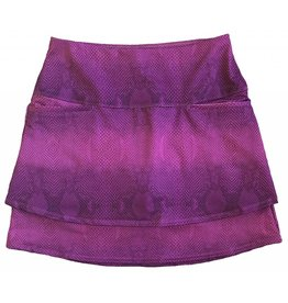Lucky In Love Lucky In Love Birque Skort 17""
