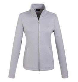 Golfino Golfino Argyle Fleece Jacket