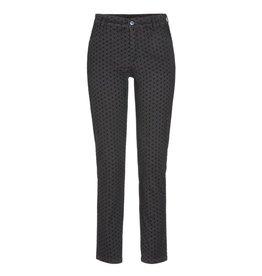 Golfino Golfino Velvet Jacquard 7/8 Trouser