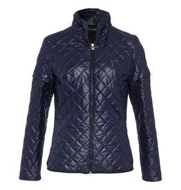 Golfino Golfino Argyle Quilted Jacket