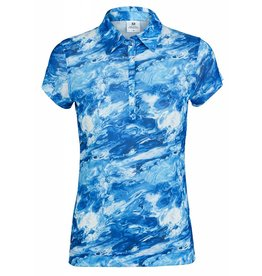 Daily Sports Daily Sports Oceana Cap Sleeve Polo