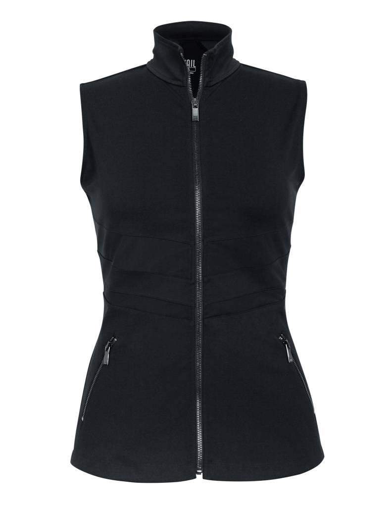 Tail Tail Pembroke Vest Black