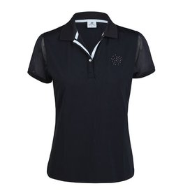 Daily Sports Daily Sports Tavia Cap Sleeve Polo