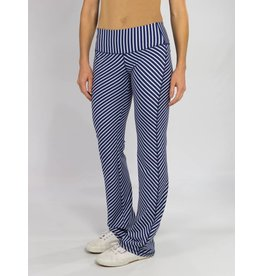 Jofit Jofit Packable Pant Blue Depth Stripe