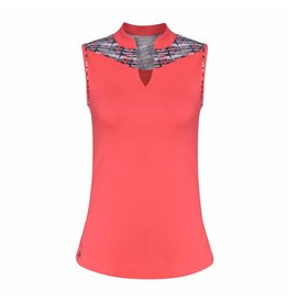 Chase 54 Chase 54 Shore Sleeveless Top Spiced Coral