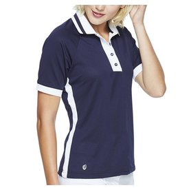 GGblue GG Blue Aria Short Sleeve Polo Navy