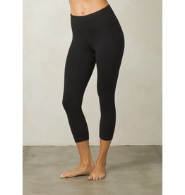 prAna prAna Transform High Waist Capri Black