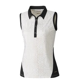 Annika Annika Passion Sleeveless Polo White
