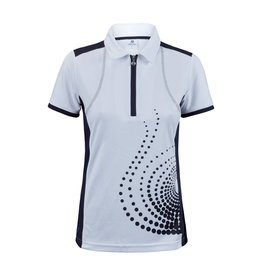Daily Sports Daily Sports Spin Short Sleeve Polo Navy