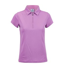 Daily Sports Daily Sports Macy Cap Sleeve Polo Veronica