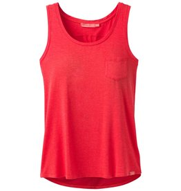 prAna prAna Foundation Scoop Neck Tank Carmine Pink