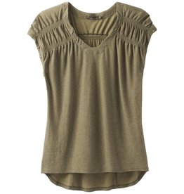 prAna prAna Constellation Tee Forest Green