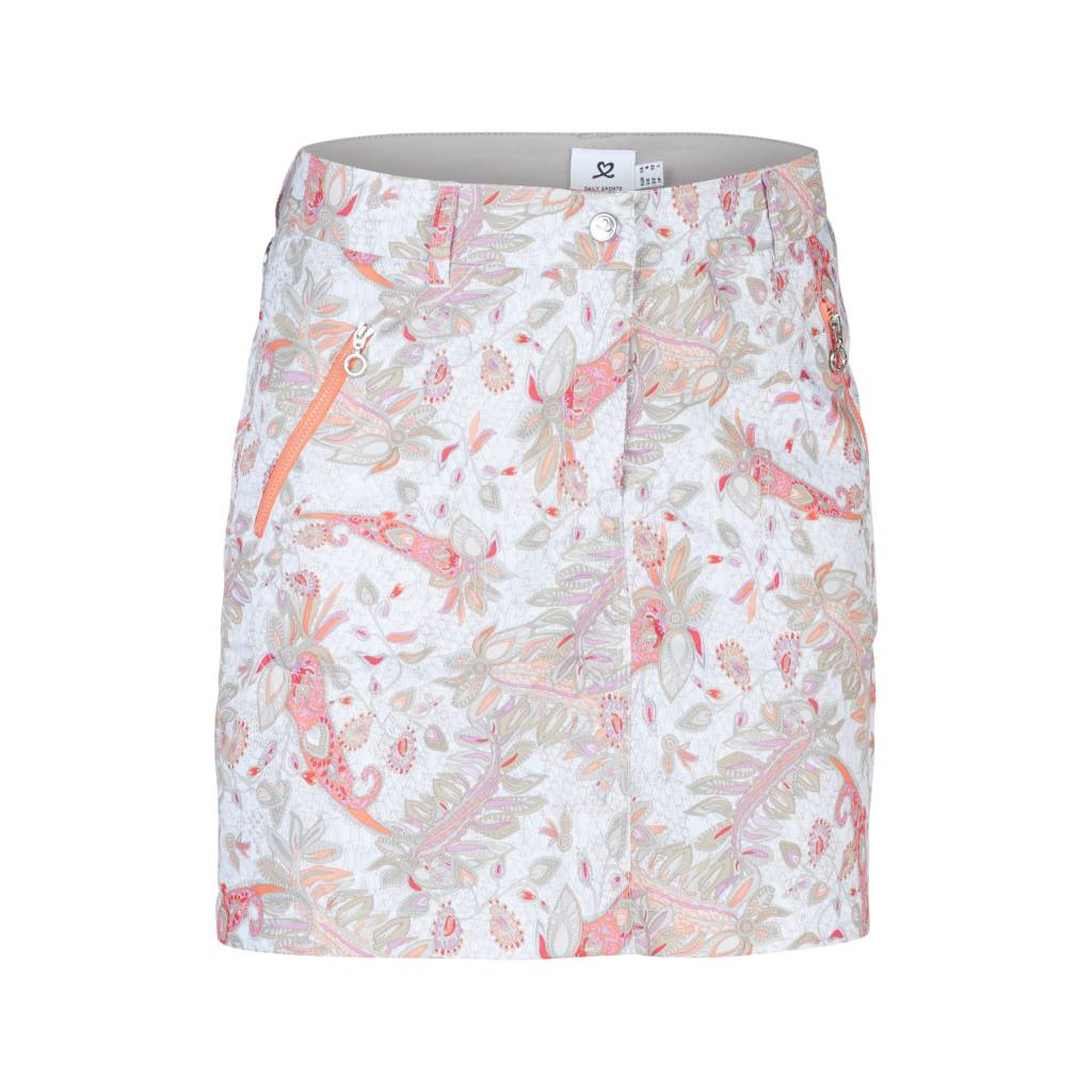 Daily Sports Daily Sports Lucille Wind Skort-Long Sahara