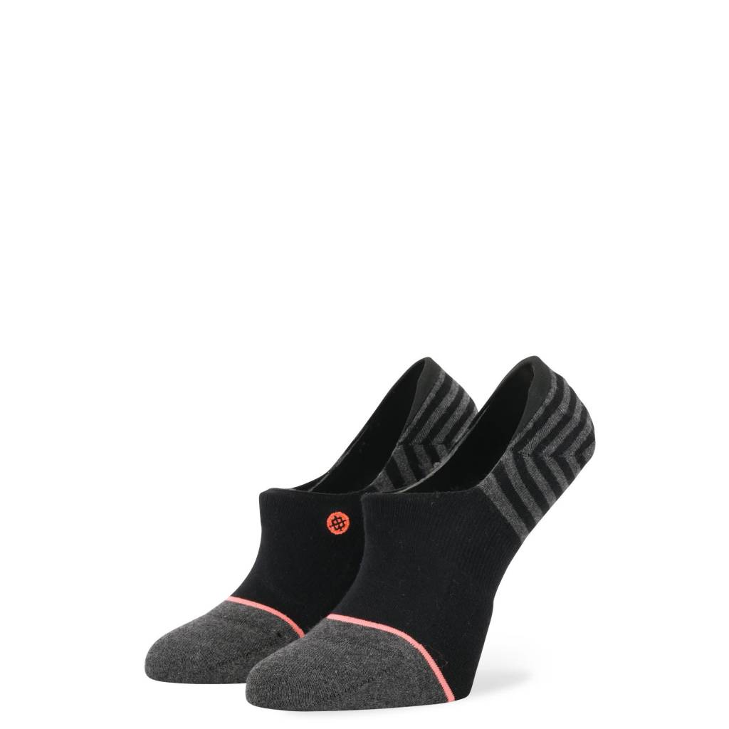Stance Stance Uncommon Invisible Socks 3 Pack Black