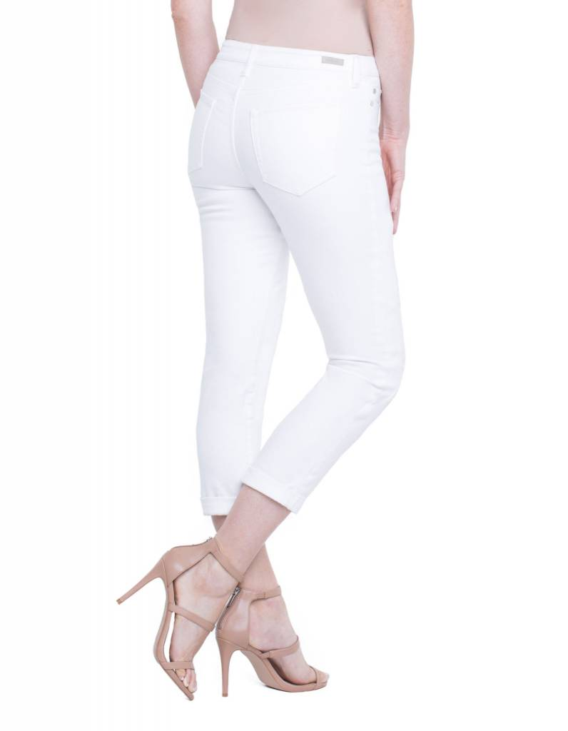 Liverpool Jeans Liverpool Jeans Marley Girlfriend Jean White