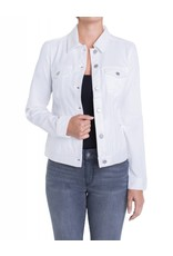Liverpool Jeans Liverpool Jeans Classic Denim Jacket Bright White