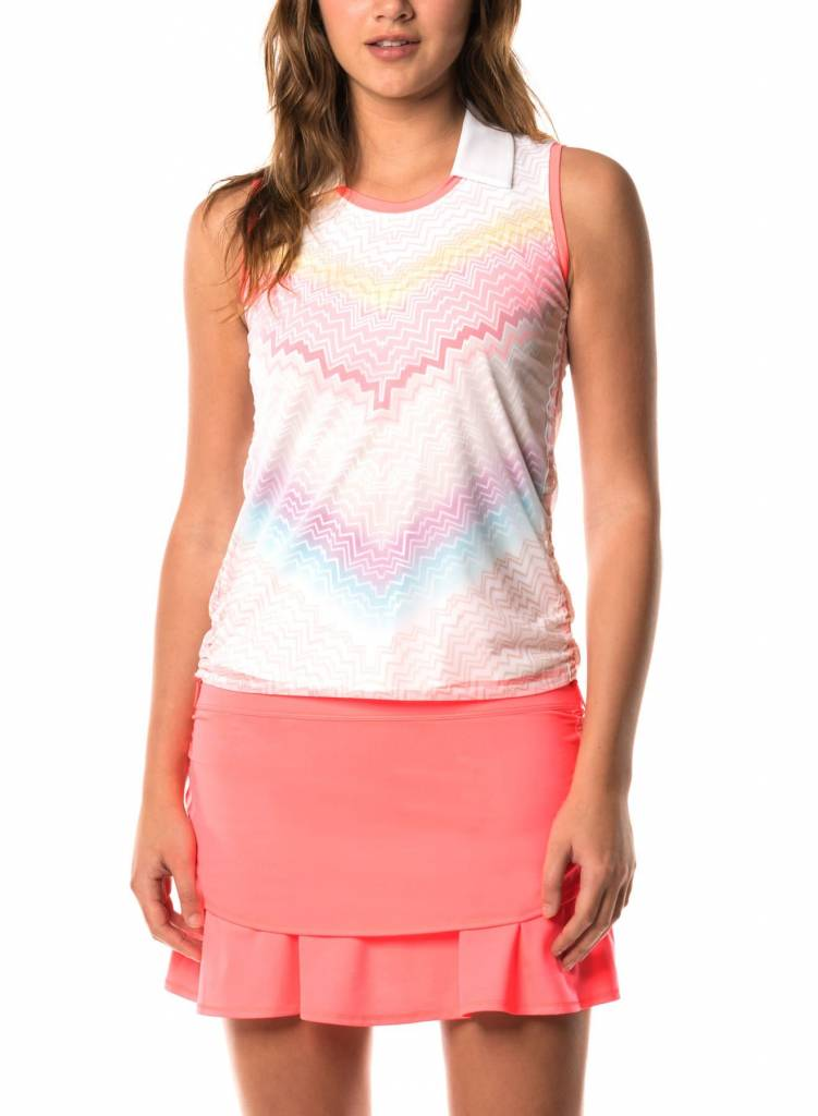 Lucky In Love Lucky In Love Frequency Mesh Layer Lava