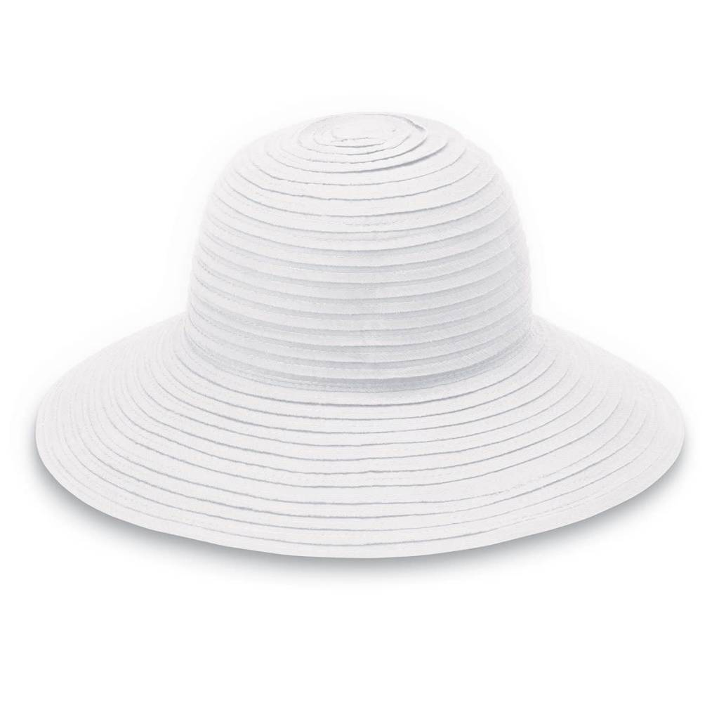 Wallaroo Wallaroo Scrunchie Hat White