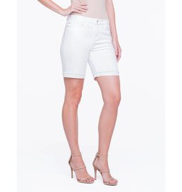 "Liverpool Jeans Liverpool Cassey Short 7"" White"