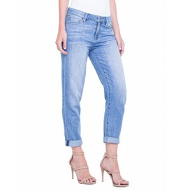 "Liverpool Jeans Liverpool Cameron Cropped Boyfriend 24/27"" Rolled Alton"
