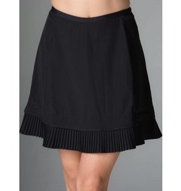 IBKul IBKul Crystal Pleat Skort Black