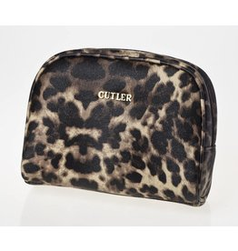 Cutler Bags Cutler Monroe Cosmetic Case Leopard