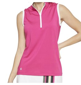 GGblue GG Blue Cassie Sleeveless Top Fuchsia