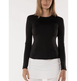 Lucky In Love Lucky In Love Contour Crew Black