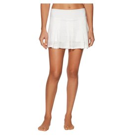 SHAPE Activewear SHAPE Activewear Tennis Skirt White