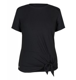 Tail Tennis Tail Sibley Knotted Tee Black