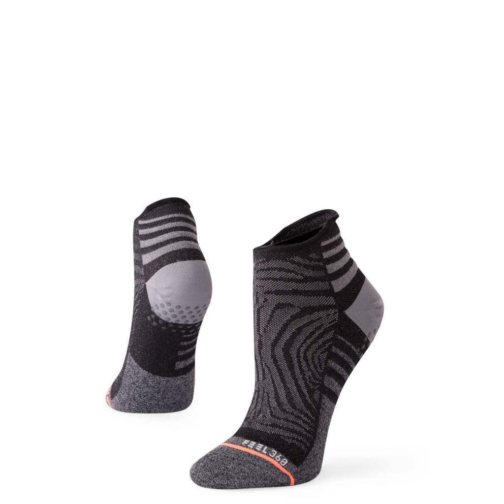 Stance Yogi Zebra Toe Socks Black M