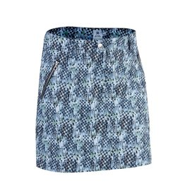 Daily Sports Daily Sports Alicia Wind Skort-Long Steel Blue