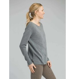 prAna prAna Mainspring Sweater Weathered Blue Heather