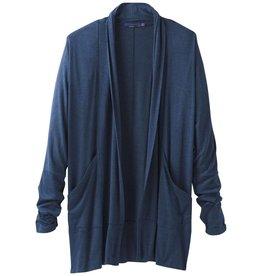prAna Foundation Wrap Equinox Blue Heather