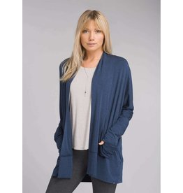 prAna prAna Foundation Wrap Equinox Blue Heather