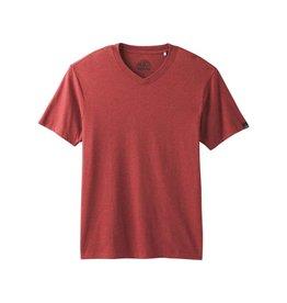 prAna prAna V-Neck T-Shirt Mulled Wine