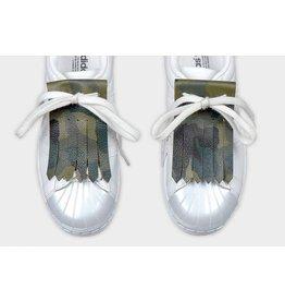 FRINGE by ELLA+RUBI FRINGE A Shoe Accessory Camo