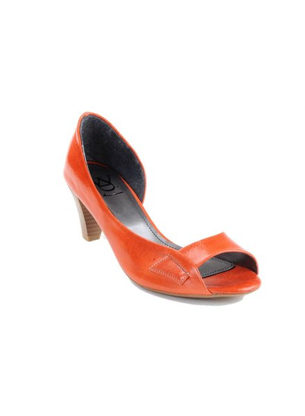 Diana Warner Rosemary Leather Shoes
