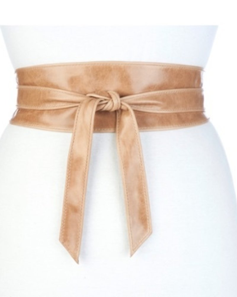 BRAVE Nida Belt, Nude, one size
