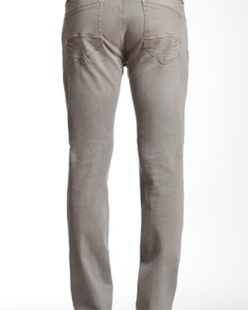 Mavi Jeans Jake slim leg in utility grey qhite edge