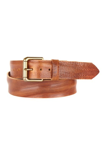 BRAVE Venturi denim leather belt