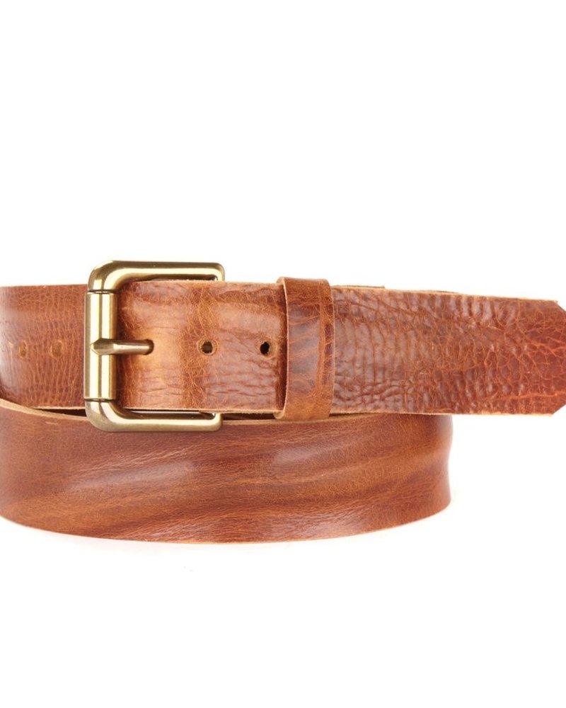 BRAVE Venturi denim leather belt