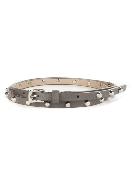 BRAVE Avis Studded leather belt