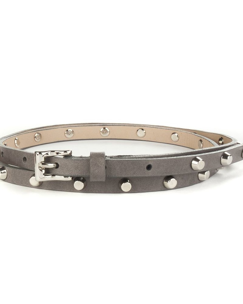 BRAVE Avis Studded leather belt