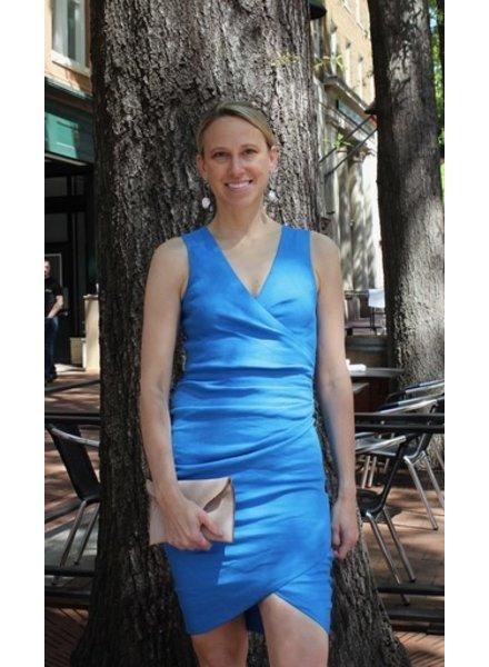 Nicole Miller Andrea linen dress by Nicole Miller
