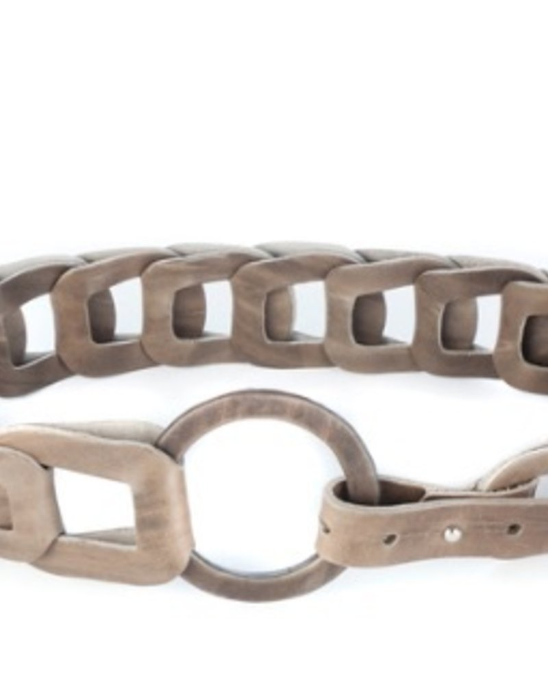 BRAVE Inian leather belt